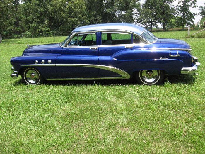1952 Buick Super Riviera Cars Pinterest