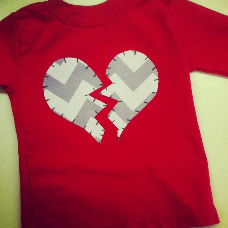 diy valentine's day shirt ideas
