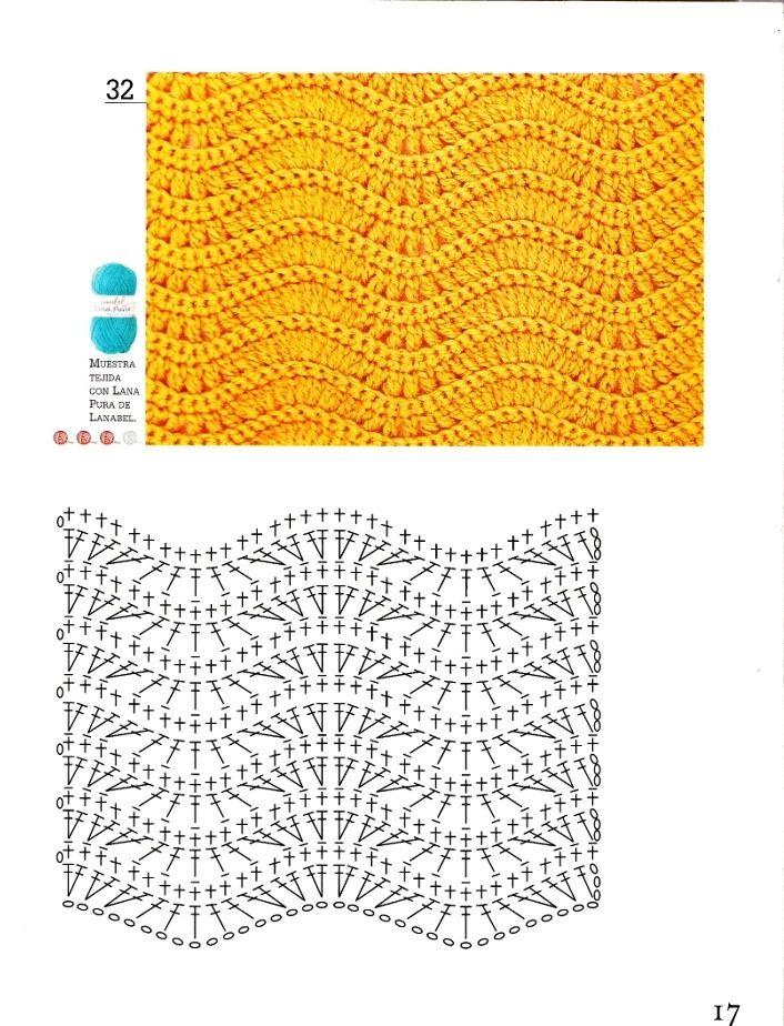 charted stitch
