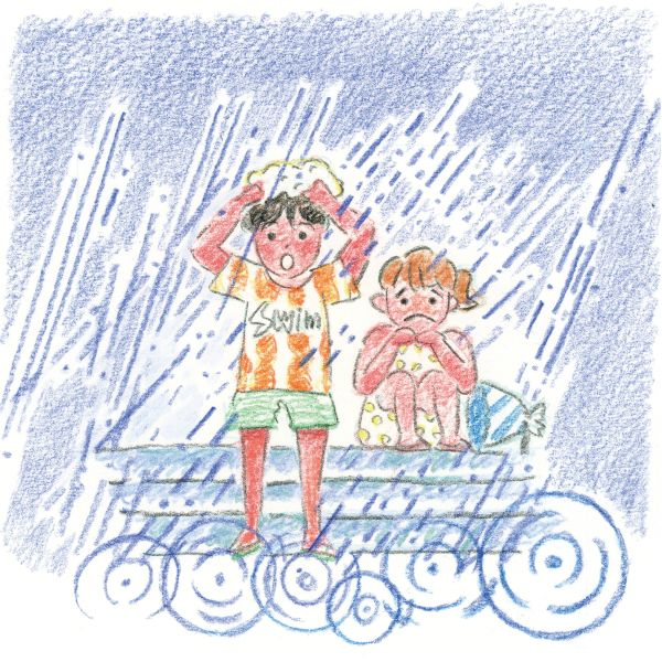 突然の夕立ち、台風の到来…。日本の季節暦である七... 突然の夕立ち、台風の到来…。日本の季節暦