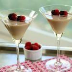 Scharffen Berger Chocolate Liqueur and a Valentine Martini | Recipe