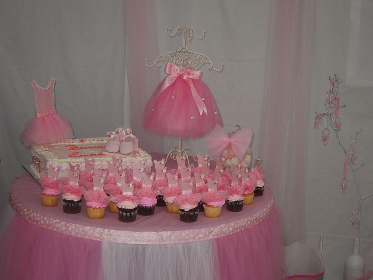 ballerina baby shower theme joanna 39 s baby shower pinterest