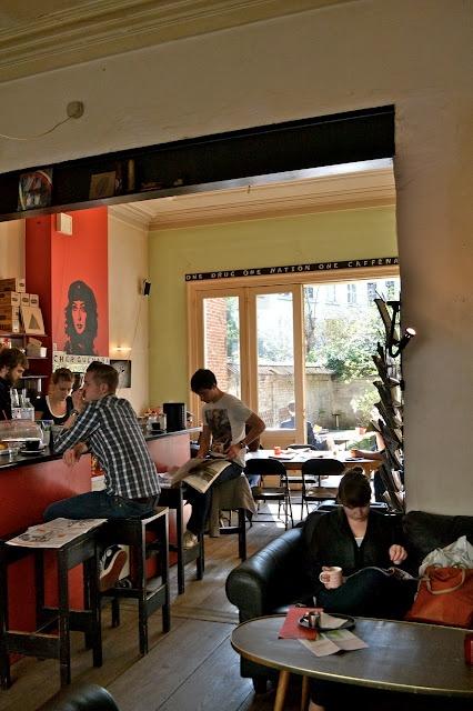 Caffènation in #Antwerp, © LatteLisa