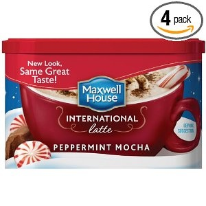 This stuff is amazing! Better than Starbucks even...did I really say ...