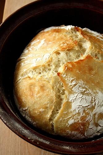 No-Knead Bread. | For my kitchen | Pinterest