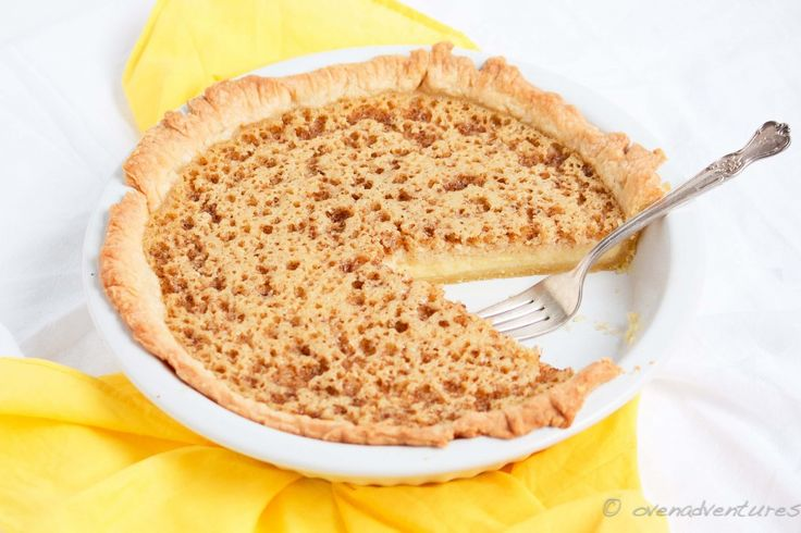 Brown Butter Buttermilk Pie | Pies/Tarts | Pinterest