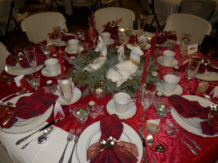 Christmas centerpiece ideas for banquets elegant christmas banquet