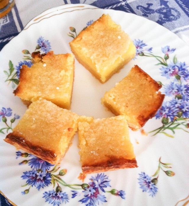 Whole Lemon Bars | Blogged | Pinterest