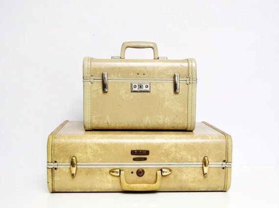 Images About Antique Samsonite Suitcases On Pinterest Vintage