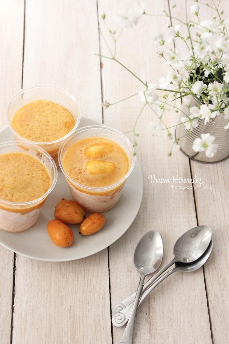 Spanish Plum Sorbet | Frozen treats | Pinterest