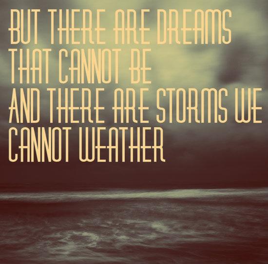I dreamed a dream - Les Mis
