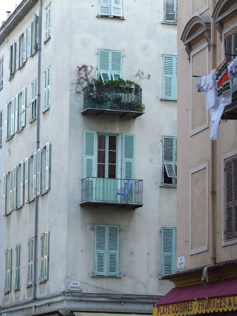 French shutters and great patina sharon santoni