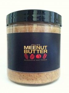 Paleo MeeNut Butter with almonds, walnuts, pecans and macadamia nuts