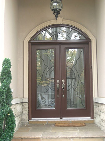 Pin by french country renovation on front doors french for Nice doors for house