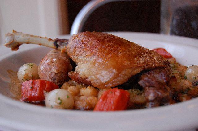 "cassoulet"" pork and beans | ♨ Recipes - Beef & Pork ♨ | Pinterest"