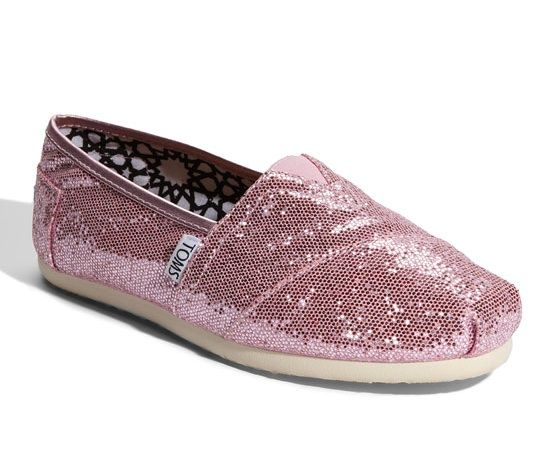 TOMS Pink Wedding Shoes | This Is What I Wanna Do If I Get Married