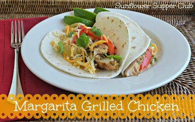 Margarita Grilled Chicken | {Recipes} Favorite Recipes | Pinterest