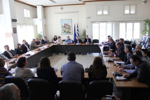 Τ.Α.Β. και Κ.Ε.Π.Α.Π. στο δημοτικό συμβούλιο Νάουσας τη Δευτέρα 3 Νοεμβρίου