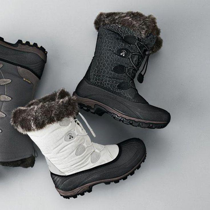 Kamik Mens Dawson Waterproof Winter Boot | Homewood Mountain Ski