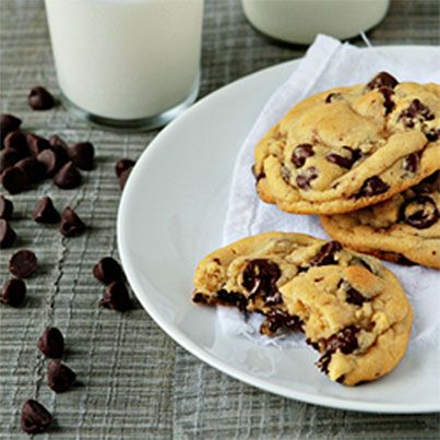 Our Favorite Chocolate Chip Cookies | Chocolate | Pinterest