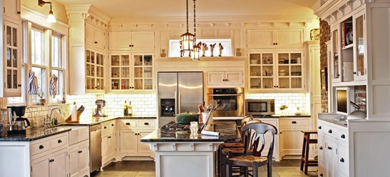 Big Beautiful Kitchen Home Sweet Home Pinterest