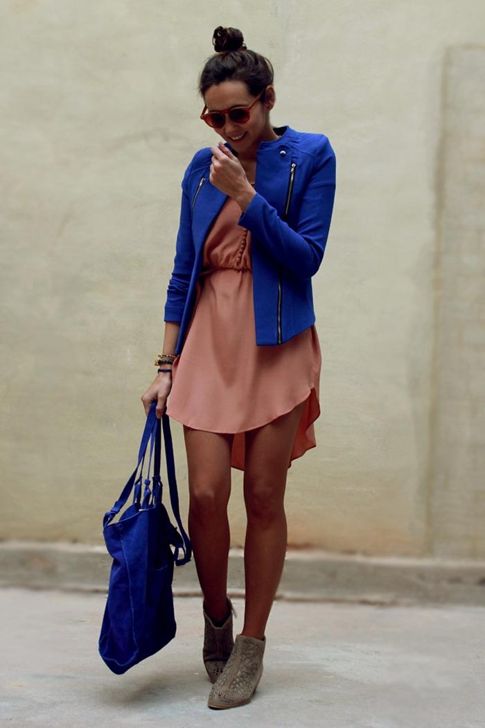 COOHUCO: NUDE & BLUE KLEIN