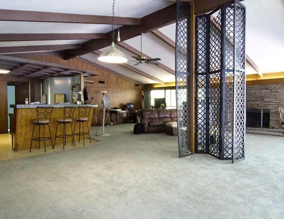 Houston Mid Century Modern Home Interiors 4 Pinterest