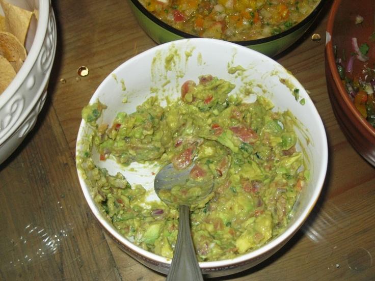Basic Avocado Dip | Recipe Love | Pinterest