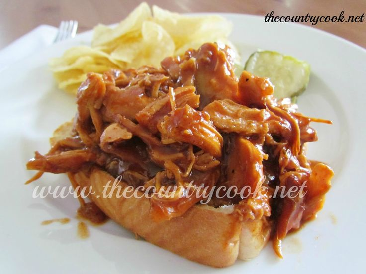 Crock Pot Pulled BBQ Chicken http://sulia.com/channel/recipes-cooking ...