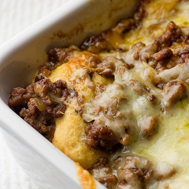 Barbecue Beef casserole | Food | Pinterest