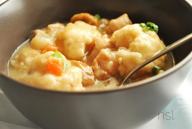 Chicken + Dumpling Soup | Soup, Stews, & Chili | Pinterest