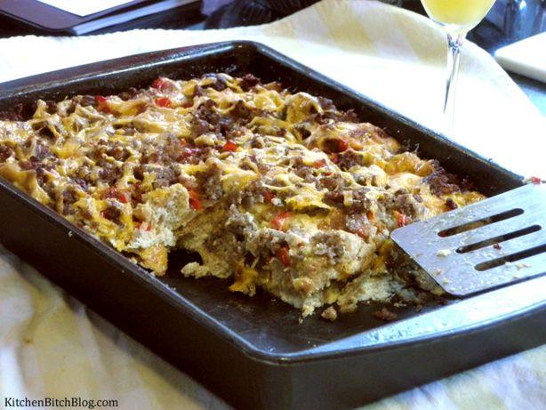 Sausage Breakfast Casserole | Food | Pinterest