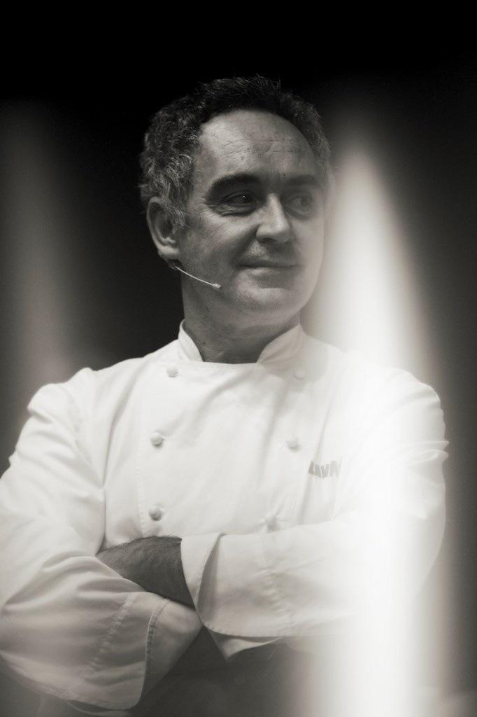 Ferran Adrià | Icones. | Pinterest