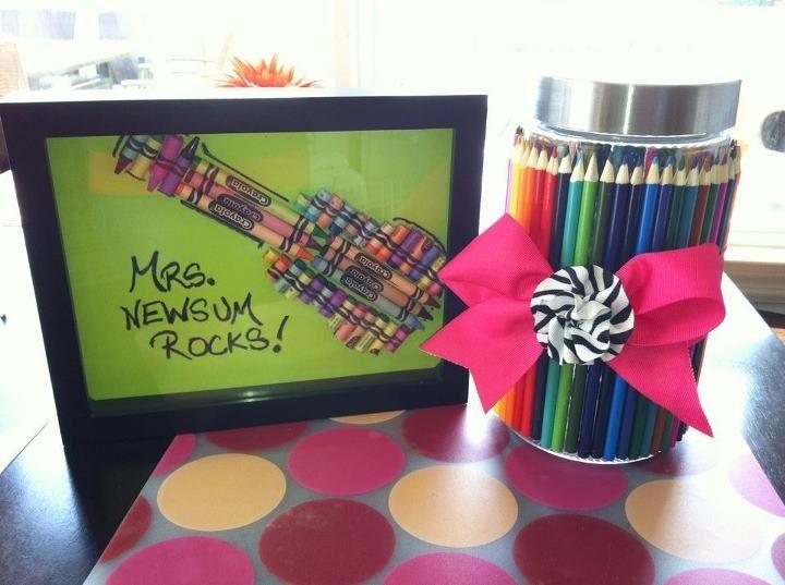 Classroom Gift Ideas ~ Teacher appreciation week gift ideas