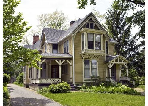 Stick style victorian home ideas to transform our for Our victorian house