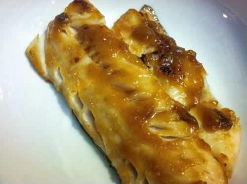 Miso-Glazed Cod | Project Cookbook | Pinterest