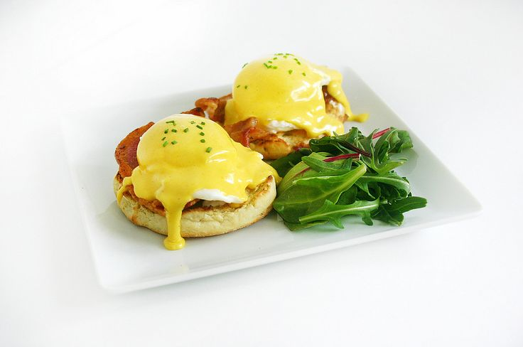 Local Milk | eggs benedict from scratch: buttermilk english muffins ...