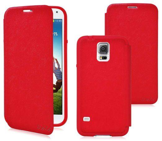 Samsung mobile phones cases samsung : CONTOUR Leather Samsung Galaxy S5 Case 2014 Smartphone (ATu0026T, T-Mobile ...