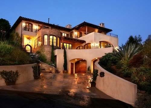 Big Mansion Home Room Ideas Dream Houses Pinterest