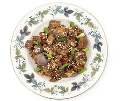 Sichuan Eggplant With Pork