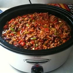 Boilermaker Tailgate Chili Recipe - Allrecipes.com