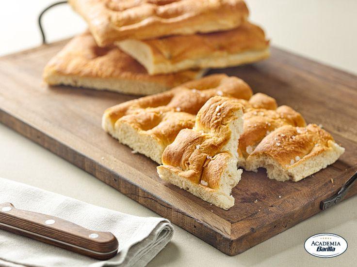 Focaccia (Italian Flat Bread) | Recipe