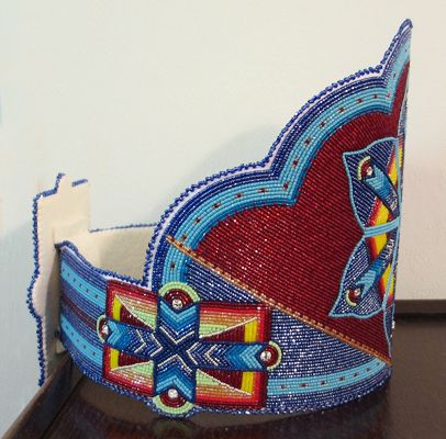 Pin by native crafts and jewelery on beadwork pinterest for Native crafts for sale