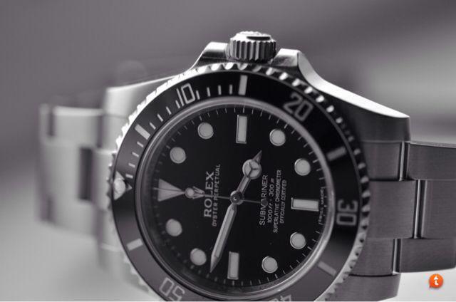 Rolex submariner no date ceramic