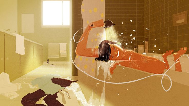 A VERY hot day by PascalCampion.deviantart.com on @deviantART