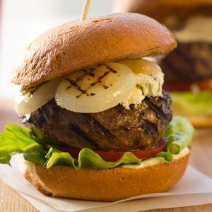 SousVide Supreme Beef Burger #sousvide | Sous Vide | Pinterest