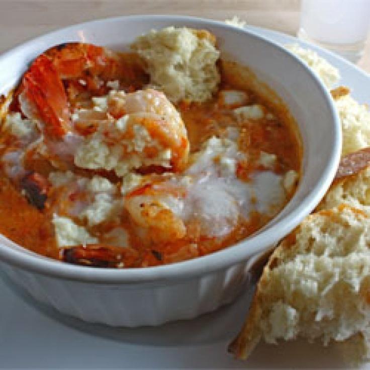 Shrimp Saganaki (Greek Shrimp) | Recipes | Pinterest