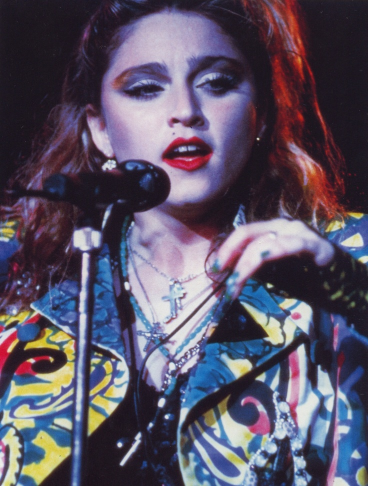 madonna 1985 virgin tour - photo #47