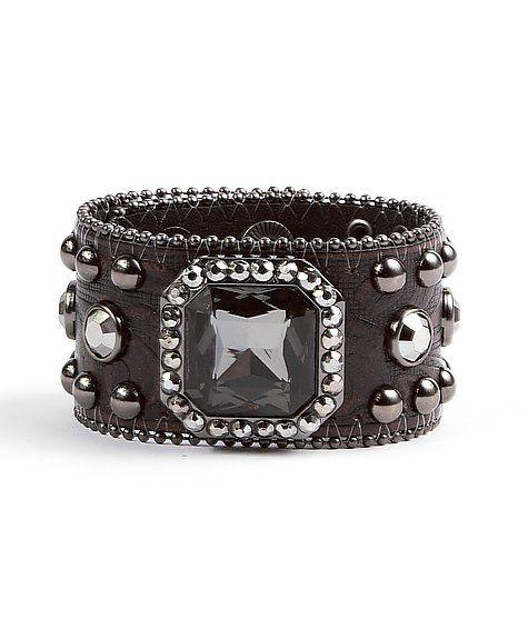 BKE Embossed Cuff Bracelet BUCKLE $15
