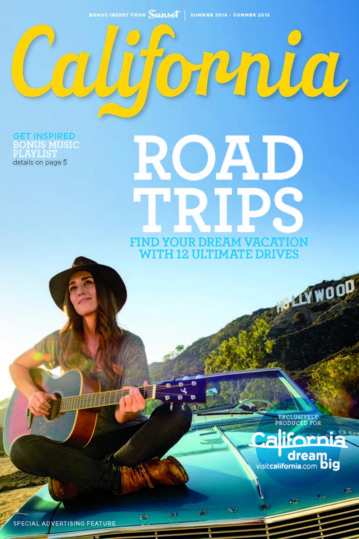 travel skip california road trip story